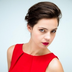 Maria Dinulescu Best Headshot Photography Los Angeles