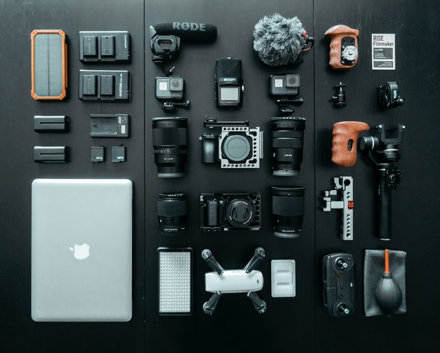 Clean organize your gadgets regularly